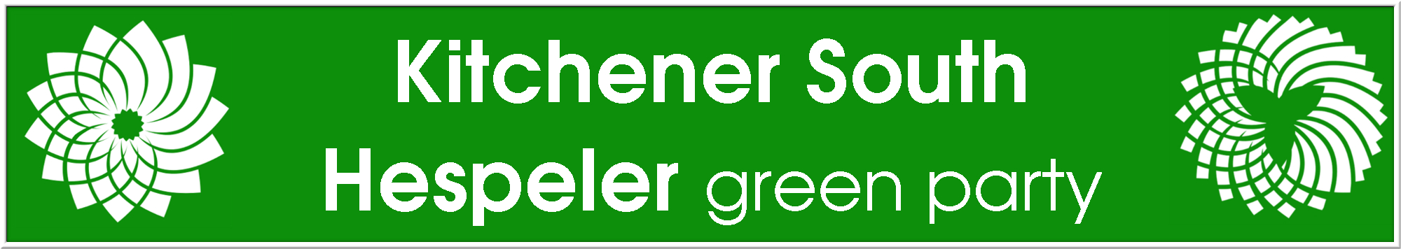 KitchenerSouth-HespelerGreenParty