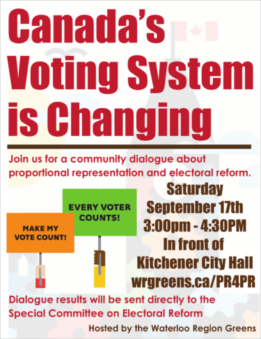 Canada's Voting System Is Changing poster